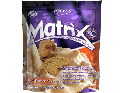 Syntrax Matrix 5.0 Protein exp.