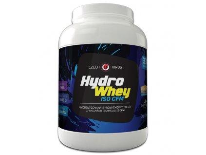 czech virus hydro whey protein