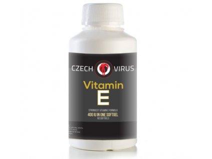 czech virus vitamin e 60 kaps