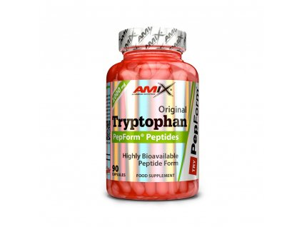 amix tryptophan pepform peptide 90 cps