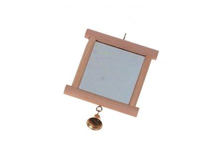 Karlie Zrcadlo se zvonečkem pro ptáky 13x10cm