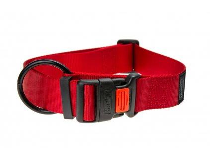 Karlie Obojek ASP červený velikost XL 55-75cm 40mm