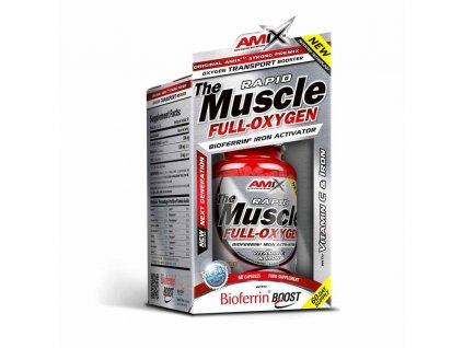 amix muscle full oxygen 60 kapsli