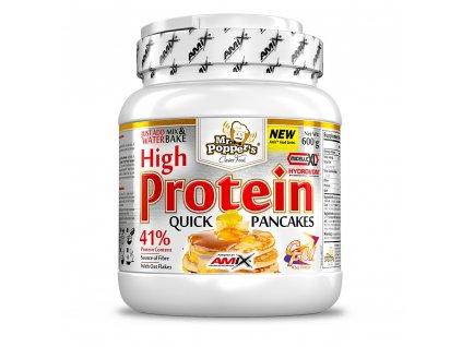 amix high protein pancakes 600 g