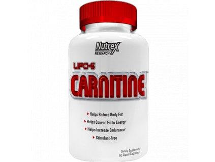 Lipo 6 Carnitine 60cps exp.