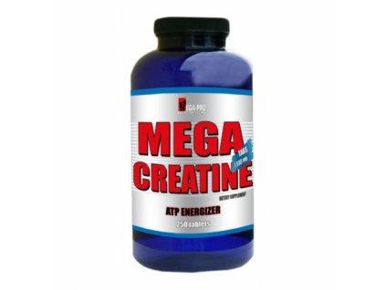 mega pro mega creatine 250 tbl