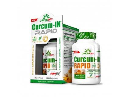 amix curcumin pro 60 kapsli