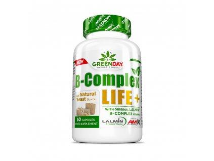amix b complex life 60 kapsli