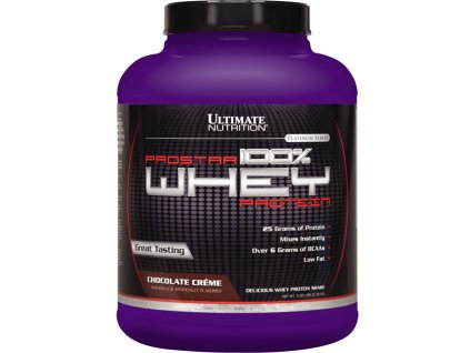 Prostar Whey Platinum Protein 2270g exp.