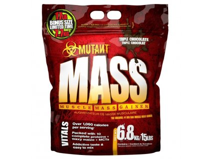 Mutant Mass Gainer 7700 g exp.