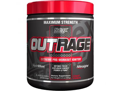 Nutrex Outrage 171 g exp.
