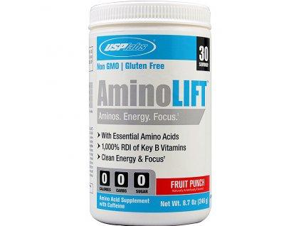 USP Labs AminoLift 246 g exp. - ZTVRDLÝ