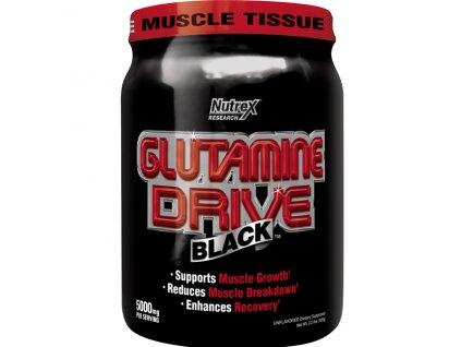 Nutrex Glutamine Drive Black 1000 g exp.