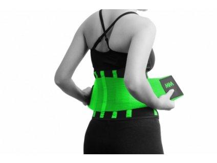 MADMAX Slimming Belt green