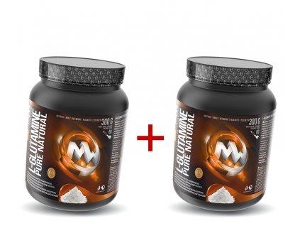 Maxxwin L Glutamine pure 300g 1+1