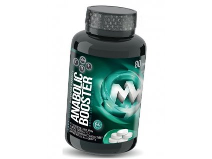 maxxwin anabolic booster 80 tbl