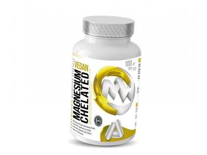 maxxwin magnesium chelated 100 kaps