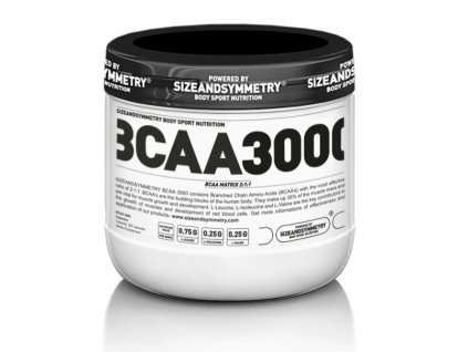 Sizeandsymmetry BCAA 3000 200 cps