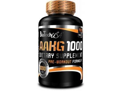 biotech arginine aakg 1000 100 tab