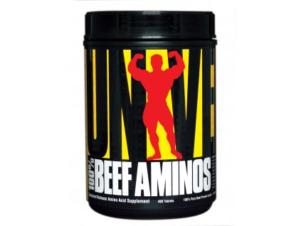 Universal BEEF AMINOS 400 tbl exp.