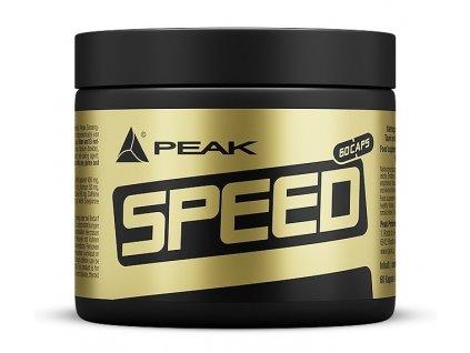 peak speed 60 kaps