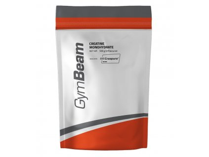gymbeam creatine creapure monohydrate 500 g