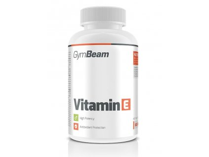 gymbeam vitamin e compex 120 kaps