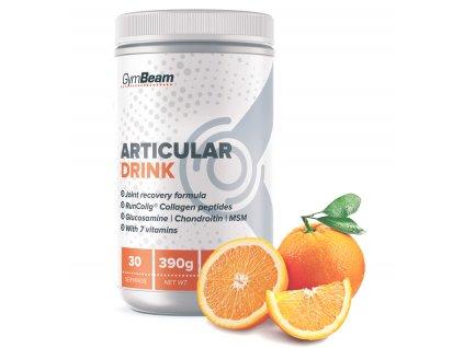 gymbeam articular drink 390 g