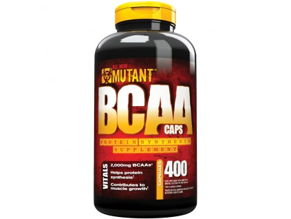 PVL Mutant BCAA Caps 400 cps exp.