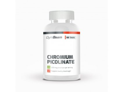 GymBeam chromium picolinate 60 tab