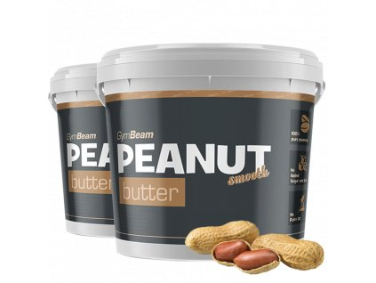 gymbeam peanut butetr 1000 g