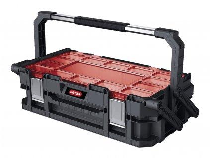 """Keter Smart Cantilever kufr na nářadí černý 56,5x31,7x16,1cm 22""""  + Dárek dle vlastního výběru"""