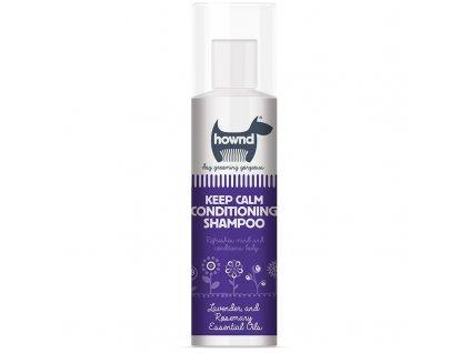 HOWND® Keep Calm, Přírodní šampon-zklidňující , 250ml