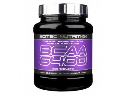 scitec nutrition bcaa 6400 375 tablet