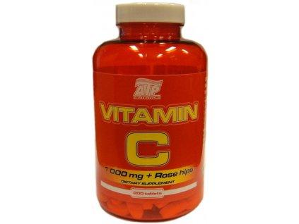 ATP Vitamin C 1000 + Rose Hips 200 tablet
