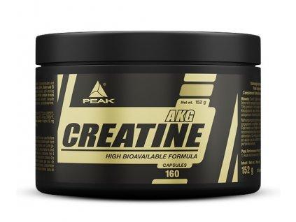 peak creatine akg 160 kaps