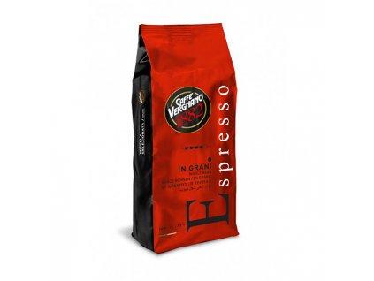CASA DEL CAFE VERGNANO Káva zrnková Vergnano Espresso 1 kg