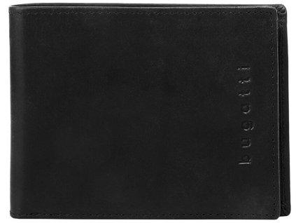 Bugatti Pánská kožená peněženka Romano 49399401