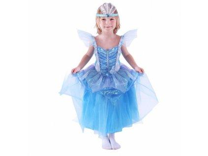 Dětský kostým mořská princezna (S)