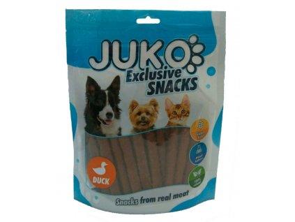 JUKO SNACKS Duck Pressed stick 250 g