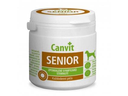 Canvit SENIOR pes ochucený 100 g