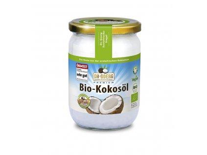 Premium BIO Panenský kokosový olej - DR. GOERG