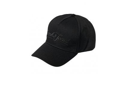 Jack&Jones Pánská kšiltovka JACANDY 12190536 Black