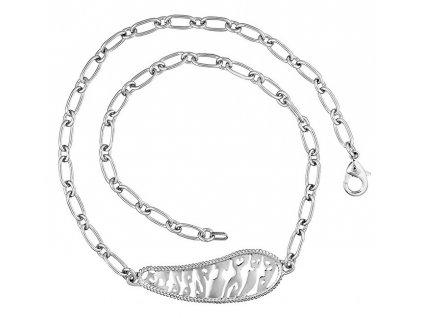 Miss Sixty Stylový dámský náhrdelník SMEE01