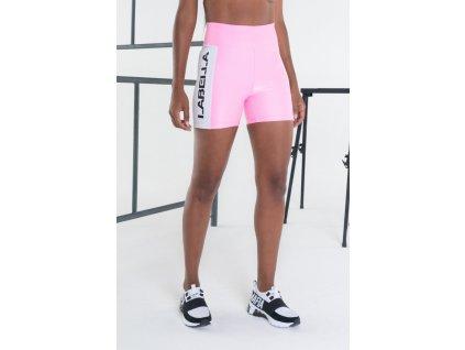 Dámské šortky Essentials Pink - LABELLAMAFIA