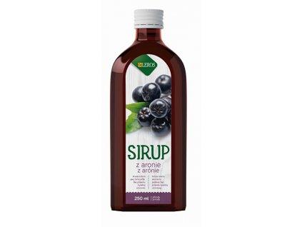 LEROS Sirup Aronie 250 ml