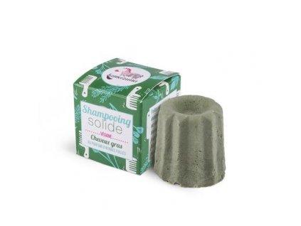 Lamazuna Tuhý šampon pro mastné vlasy 55 g
