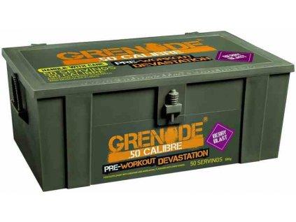 grenade calibre box 580 g