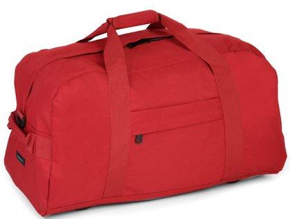 Member's Cestovní taška 80L HA-0047 červená