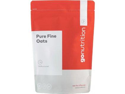 GoNutrition Pure Fine Oats 2500 g